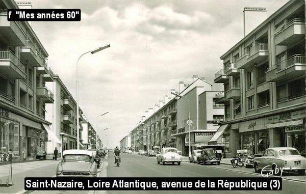 La tournée 1957 ; Les villes visitées en Août ,,,,
