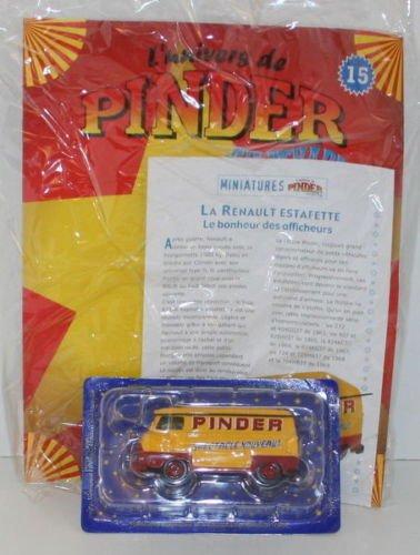 """N° 15 ;En Mars 2003 """" Renault ESTAFETTE des Afficheurs """"..."""