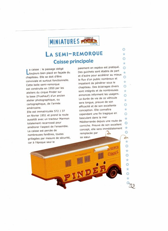 "N° 32 ; Courant 2003  "" CAISSE PRINCIPALE """