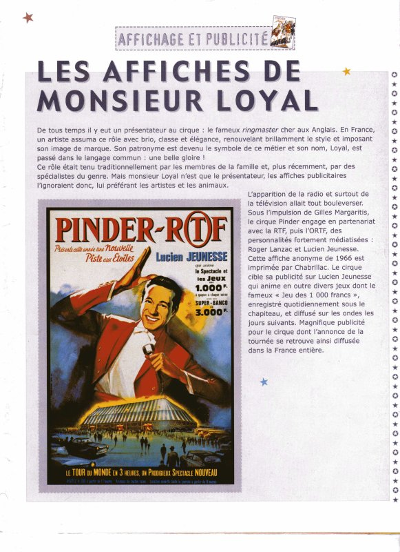 "N° 33: En Janvier 2004 "" Char du lion """