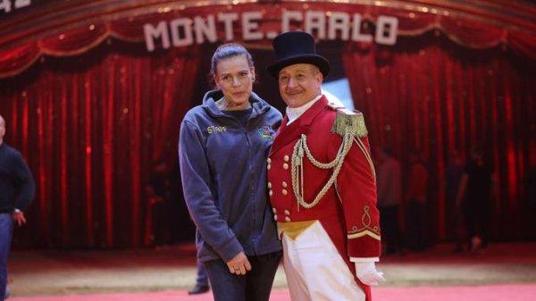 Le coup de gueule de Stéphanie de Monaco pour les animaux du cirque