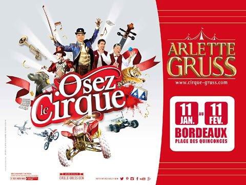 """La suite """" OSEZ LE CIRQUE"""" Arlette Gruss ..."""
