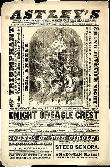 Y a 250 ans que le cirque moderne voyait le jour