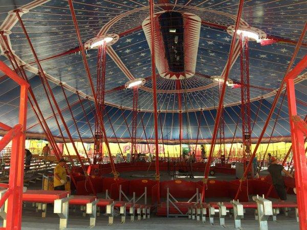 Es ce la fin du cirque Pinder ?