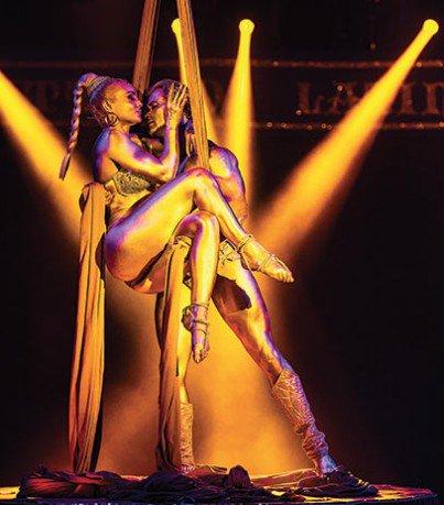 EXTRA, le nouveau spectacle du cirque d'hiver Bouglione ...