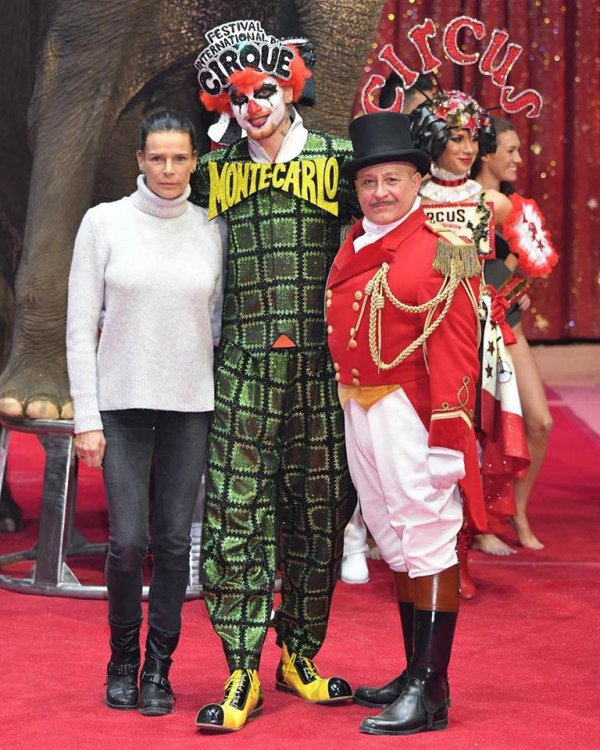 Le 43 ème Festival International du Cirque de Monte Carlo