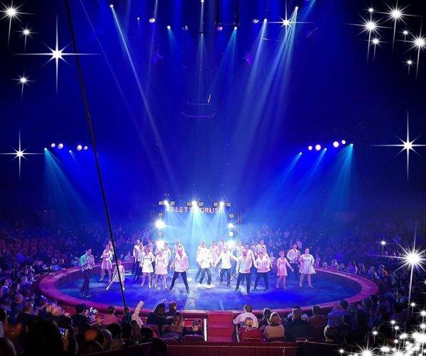 Demandez le programme du Cirque Arlette Gruss 2019, seconde partie ...