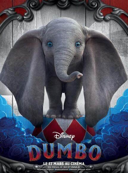 Dumbo (2019)  Film de Tim BURTON...
