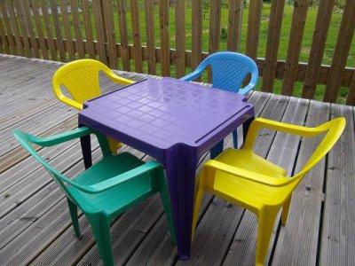 Table des Petits!