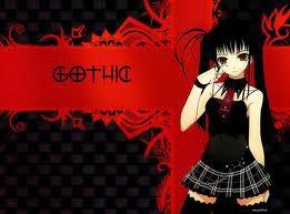 Manga Goth'