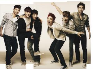 2PM - Quel est votre membre préféré?