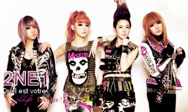 2NE1 - Quel est votre clip préféré?