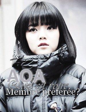 AOA - Quel est votre membre préférée?