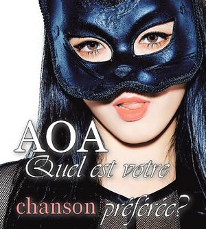 AOA - Quel est votre chanson préféré?