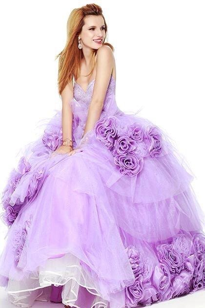 Photoshoot pour Sherri Hill