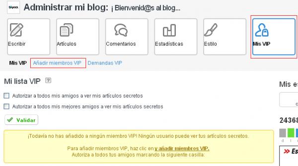 BLOG: Blog Secreto