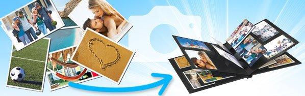 ¡Comienza a llenar tus álbumes de fotos!