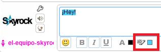 ¡Nueva versión del chat!