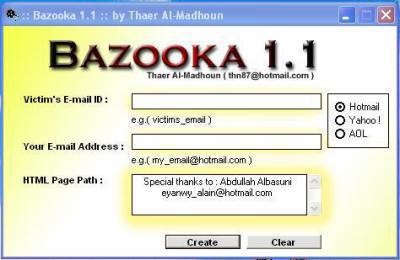 bazooka hacker facebook