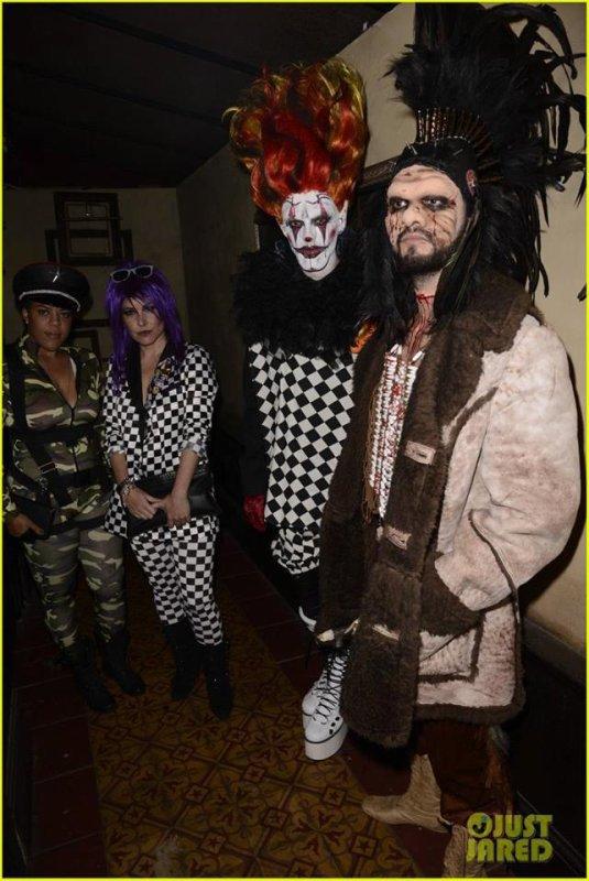 Costumes D'halloween des jumeaux Kaulitz