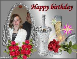 (l)(l)(l) Joyeux anniversaire ma puce (l)(l)(l)