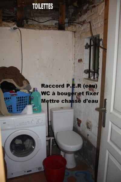 Photo des Toilettes