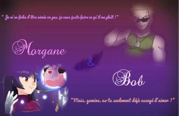 OS Morgane et Bob : Aller de l'avant