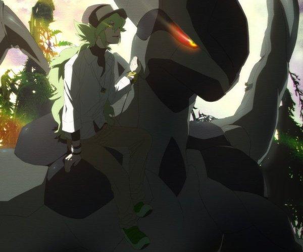 Re_naissance Chapitre 2 : Le Maître déchu