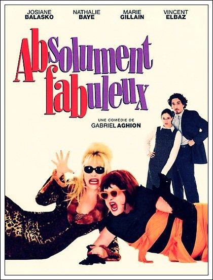 FILM - Absolument Fabuleux