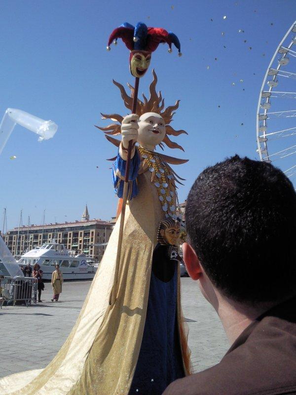 le roi du carnaval marseille