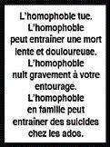 L'homosexualité témoignages