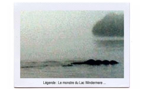 Le monstre du Lac Windermere