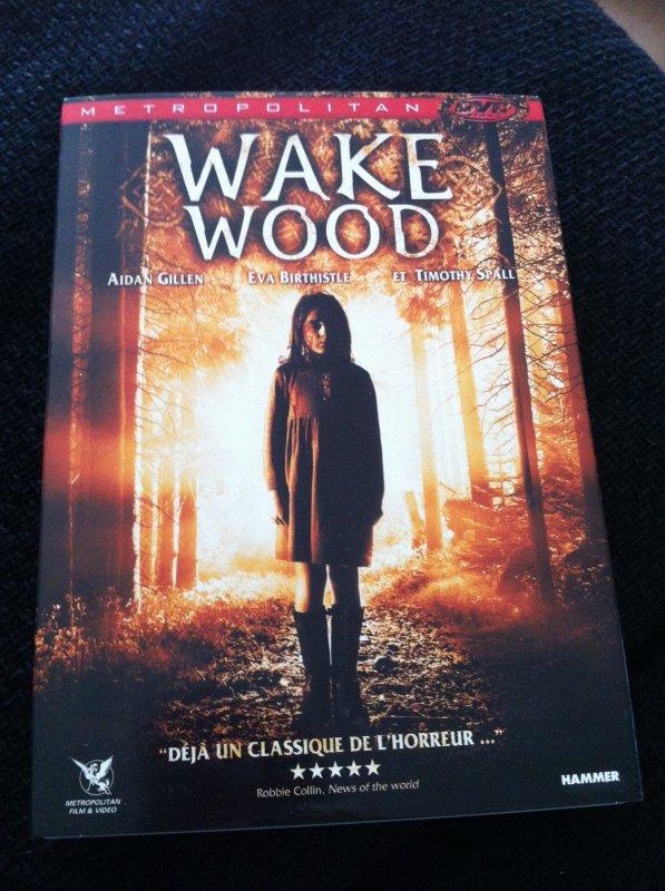 "DVD ""Wake Wood"" (Cadeaux Skyrock 3)"