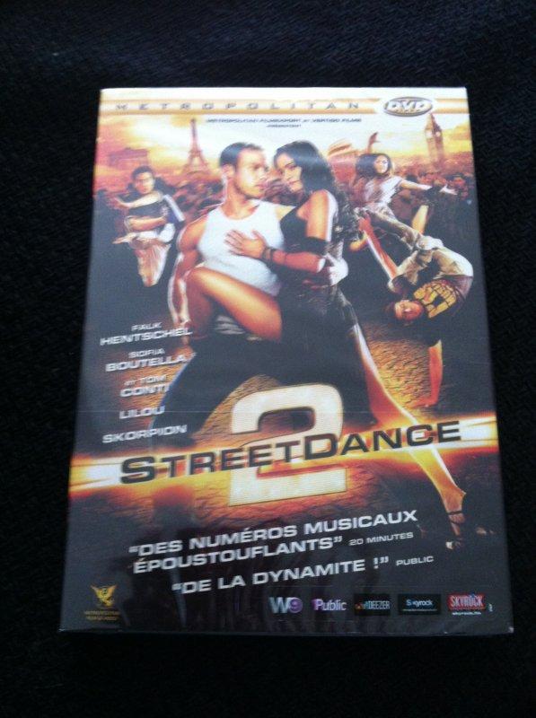 "DVD ""Street Dance 2"" (Cadeaux Skyrock 4)"