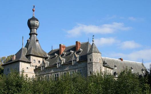 Chimay, son château et ses fantômes !