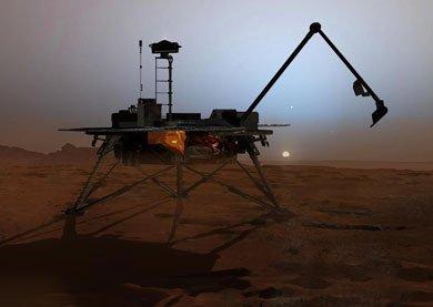 Aurait-on trouvé de la vie sur Mars en 1976 ?