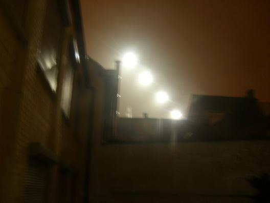 De mystérieuses lumières observées à Renaix (Belgique)