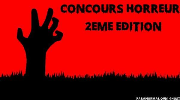 Concours Horreur 2
