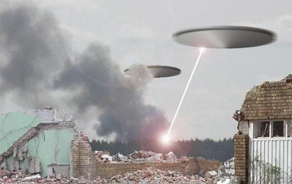 Dossier Spécial n°17 : La Russie se prépare activement à une invasion alien