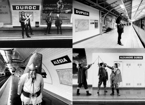 Les noms des stations de métro prises au pied de la lettre (Hors-Sujet 30)