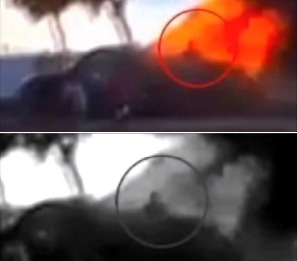 Le fantôme de Paul Walker filmé peu après son accident ?