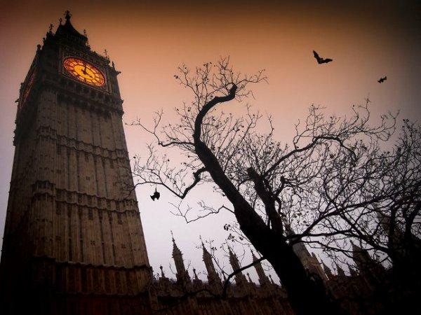 Villes Hantées : Londres