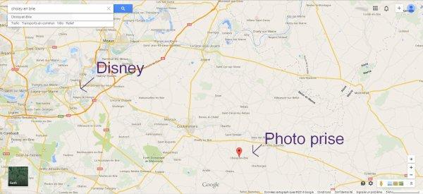 Il photographie un OVNI sphéroïdale à Choisy-en-Brie