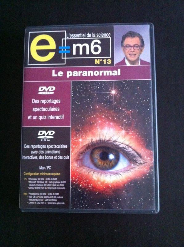 Concours - Tirage Au Sort - DVD Paranormal