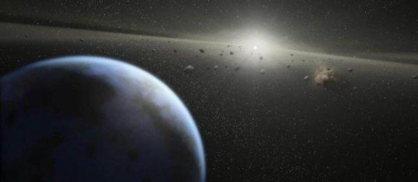 Un astéroïde a frôlé la Terre le 5 mars 2014 !
