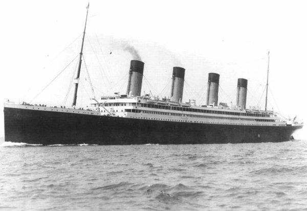 Le Titanic n'a pas coulé : la théorie du complot