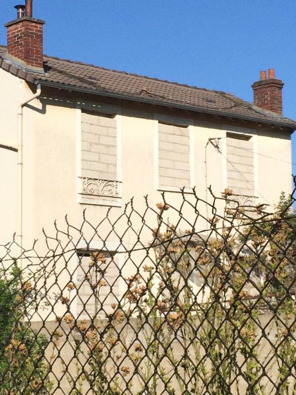 Maison abandonnée près de chez moi - Drancy 93 (fin)