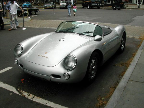 La malédiction de la Porsche de James Dean