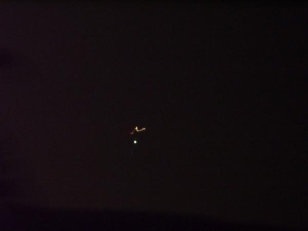 Des OVNI observés dans le Lot-et-Garonne, le 8 juin 2014