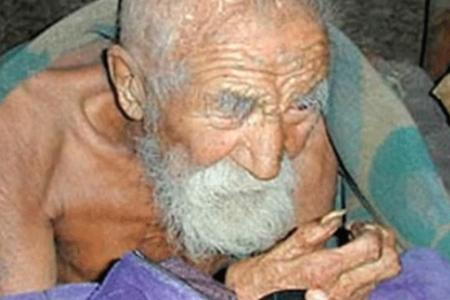 L'histoire de l'indien âgé de 179 ans était un canular !